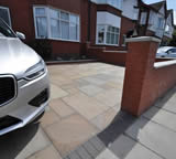 bespoke driveways in Bury