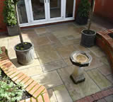 patio paving Bury patios