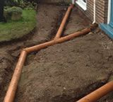 drainage and groundwork Bury