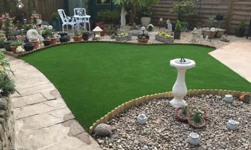 artificial grass and lawn turf Bury
